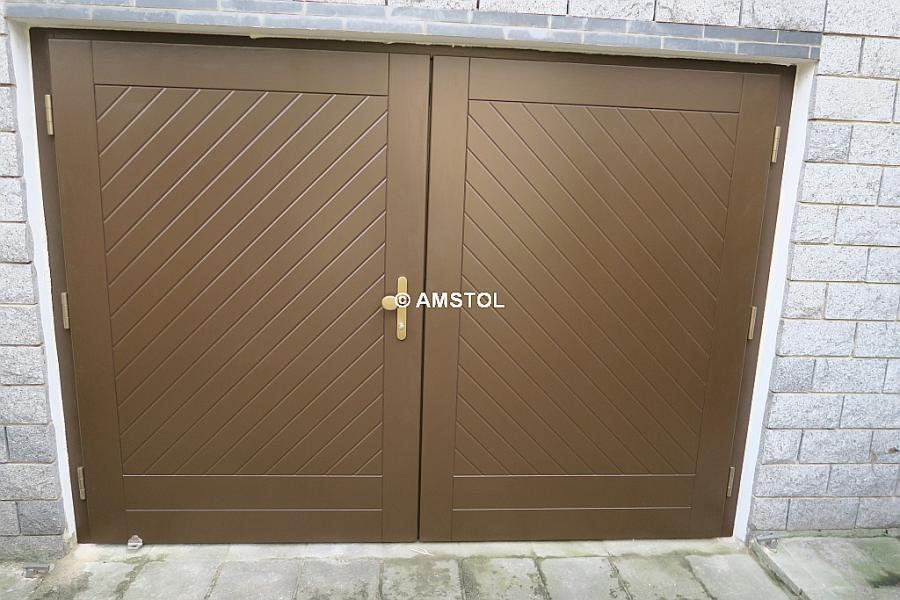 Bardzo dobra Stolarnia Amstol Marek Kozłowski - drzwi zewnętrzne z drewna drzwi OZ13